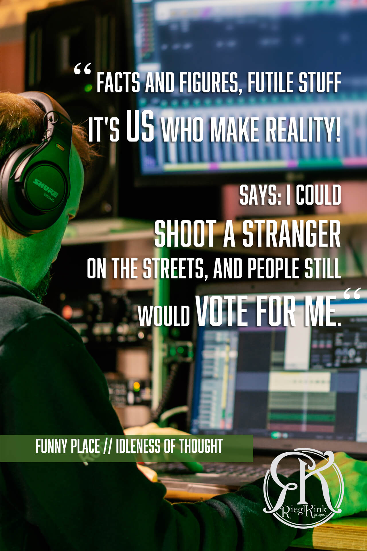 Lyric-Pic Funny Place